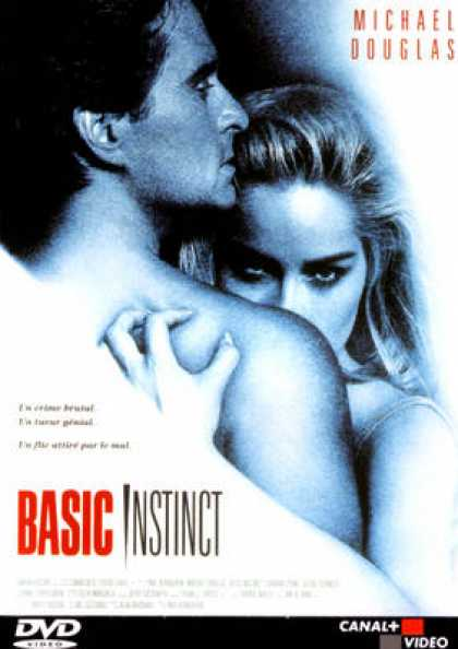 French DVDs - Basic Instinct
