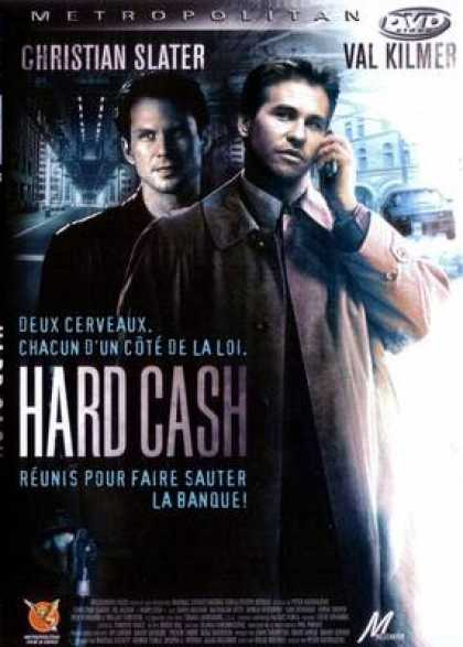 French DVDs - Hard Cash
