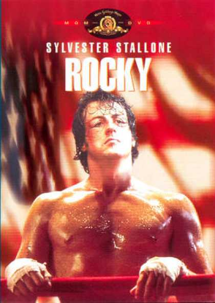 French DVDs - Rocky 1