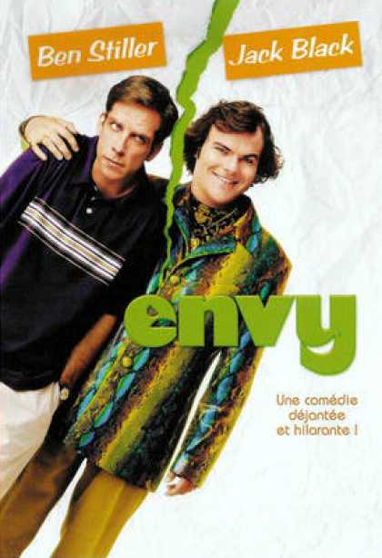 French DVDs - Envy