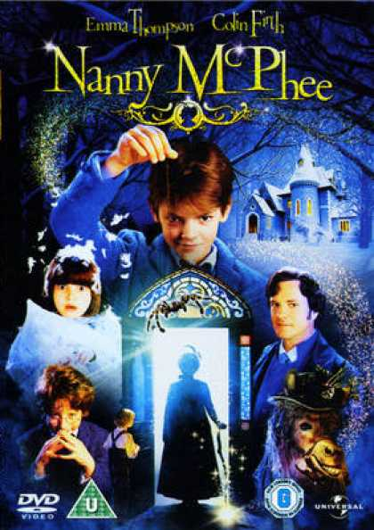 French DVDs - Nanny McPhee