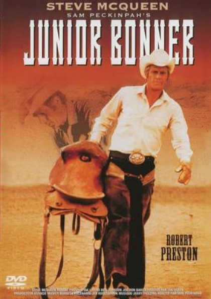 French DVDs - Junior Bonner