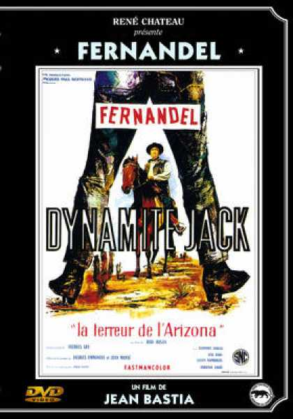 French DVDs - Dynamite Jack