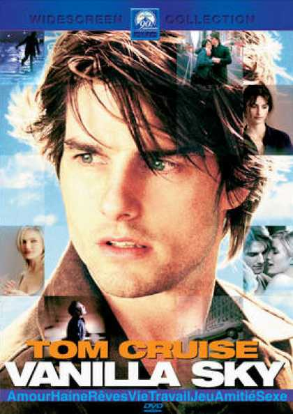 French DVDs - Vanilla Sky