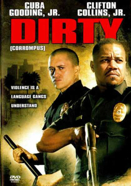 French DVDs - Dirty