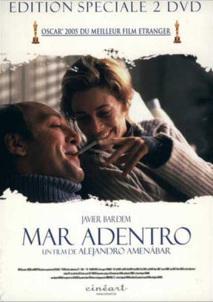 French DVDs - Mar Adentro