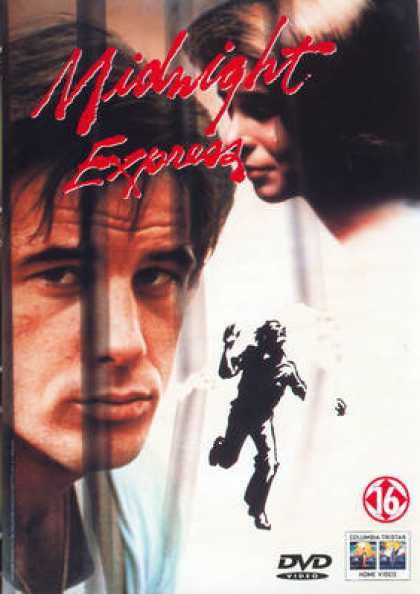 French DVDs - Midnight Express