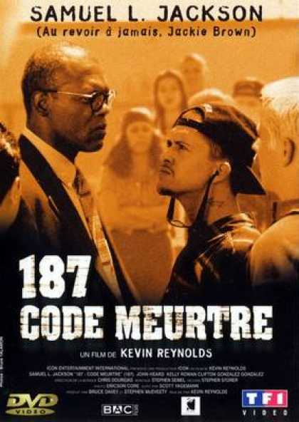 French DVDs - 187 Code Meurtre