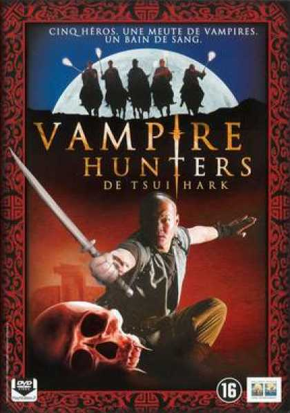 French DVDs - Vampire Hunters