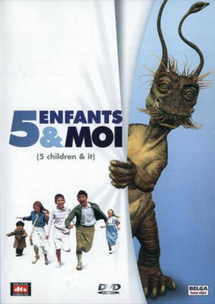 French DVDs - 5 Children And It