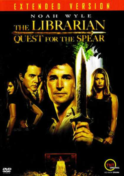 French DVDs - The Librarian: Quest For The Spear