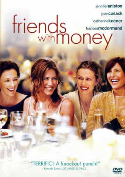 French DVDs - Friends With Money (2006) FRENCH – CANADIAN