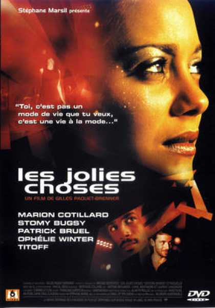 French DVDs - Les Jolies Choses
