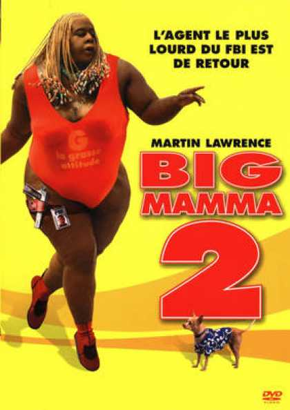 French DVDs - Big Mommas House 2