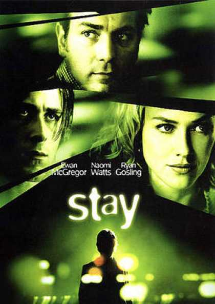French DVDs - Stay