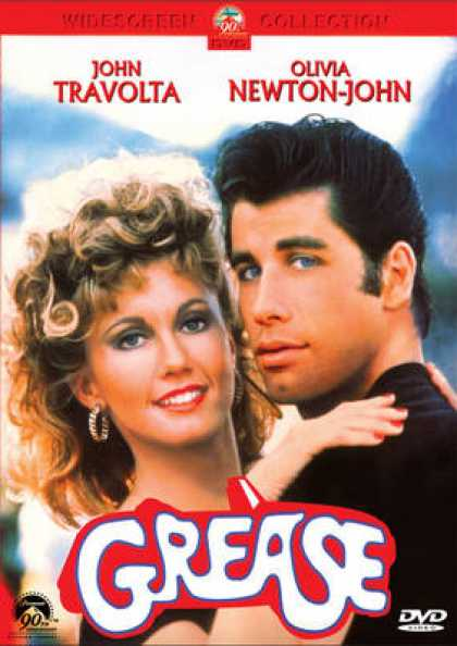 French DVDs - Grease