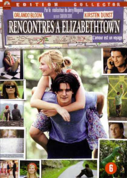 French DVDs - Elizabethtown