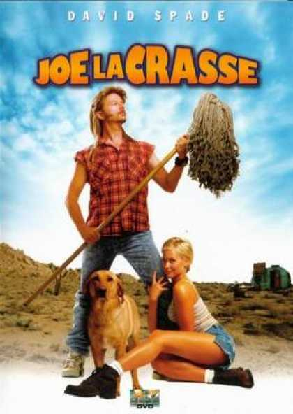 French DVDs - Joe Dirt