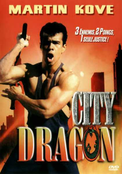 French DVDs - City Dragon