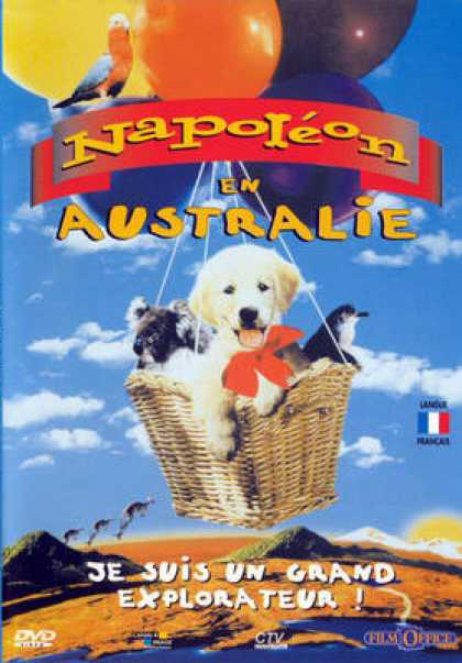 French DVDs - Napoleon En Australie