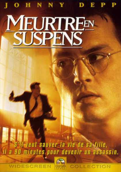 French DVDs - Meurtre En Suspens