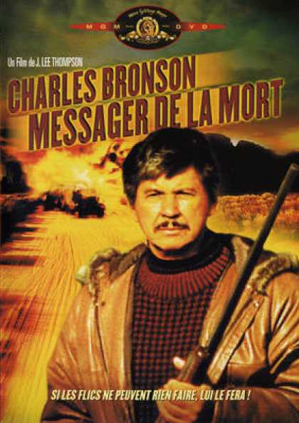French DVDs - Messager De La Mort