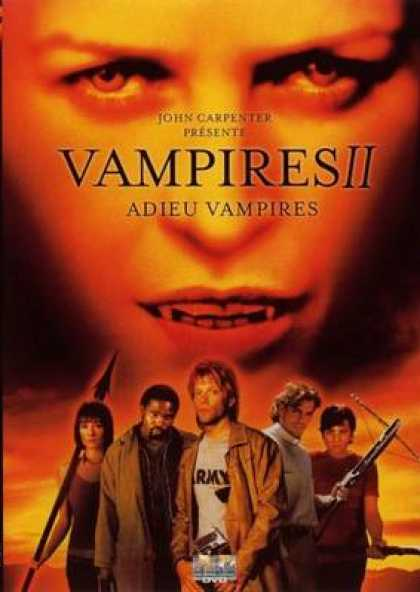 French DVDs - Vampires 2