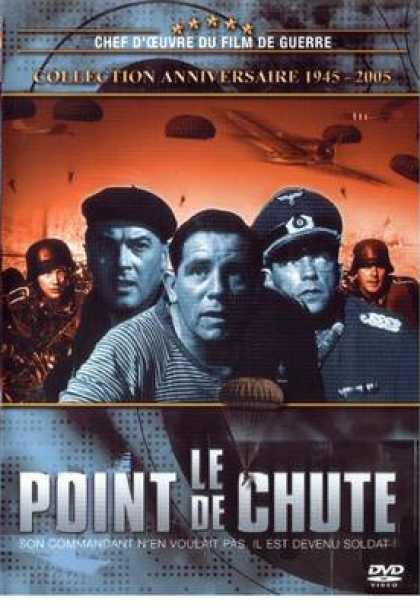 French DVDs - Le Point De Chute