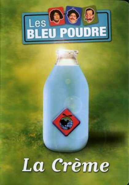 French DVDs - The Blue Powder The Cream French Canadian