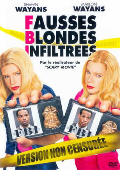 French DVDs - White Chicks
