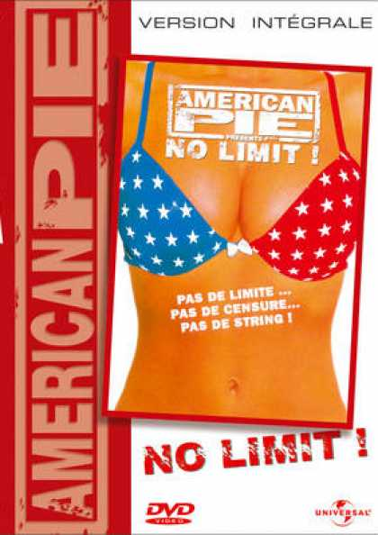 French DVDs - American Pie: No Limit!