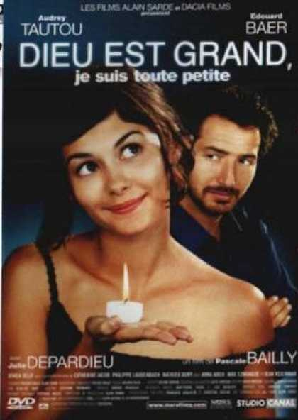 French DVDs - God Is Great Im Not
