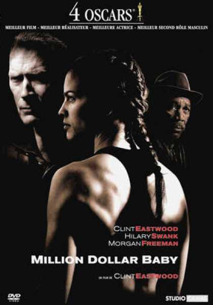 French DVDs - Million Dollar Baby