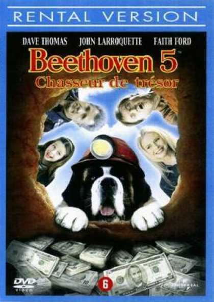French DVDs - Beethoven 5