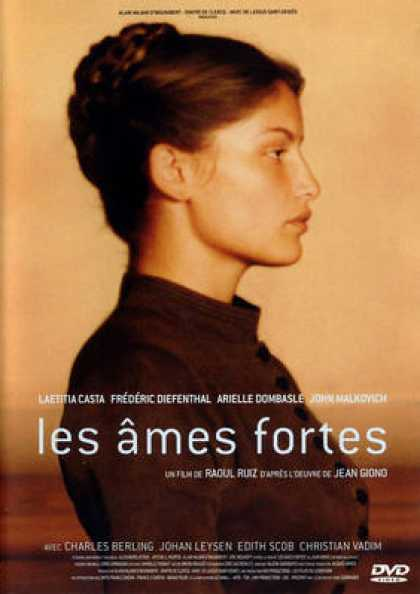 French DVDs - Les Ames Fortes