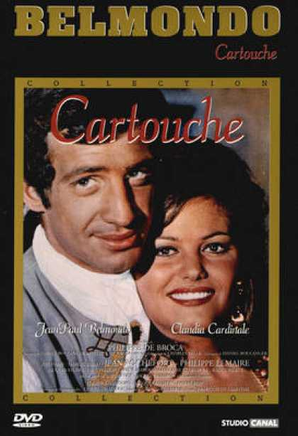 French DVDs - Cartouche