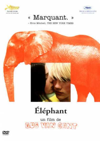 French DVDs - Elephant
