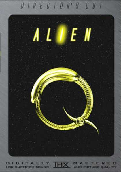 French DVDs - Alien