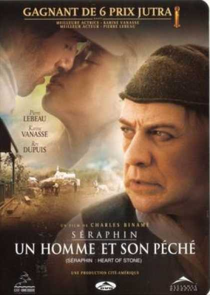 French DVDs - Seraphin Heart Of Stone