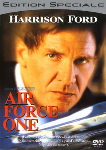 French DVDs - Air Force One