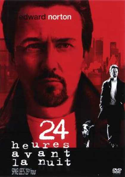 French DVDs - 25th Hour