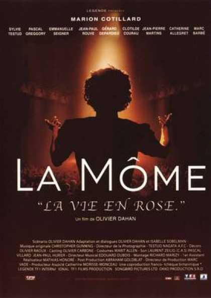 French DVDs - La Mome
