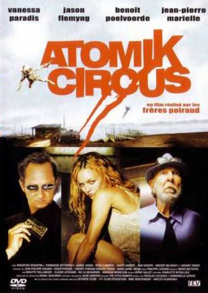 French DVDs - Atomik Circus
