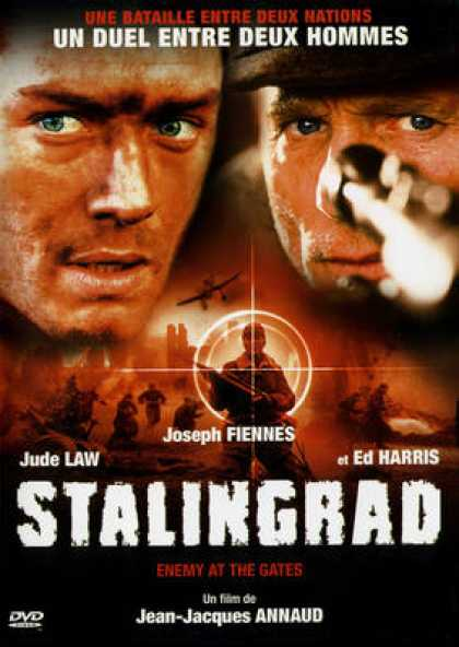 French DVDs - Stalingrad