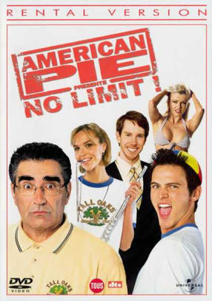 French DVDs - American Pie 4 Band Camp