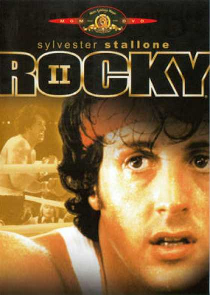 French DVDs - Rocky 2