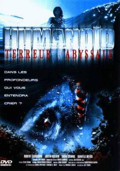 French DVDs - Humanoid