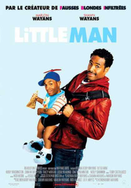 French DVDs - Little Man