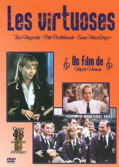 French DVDs - Les Virtouses