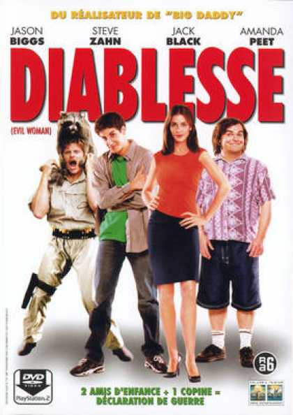 French DVDs - Diablesse